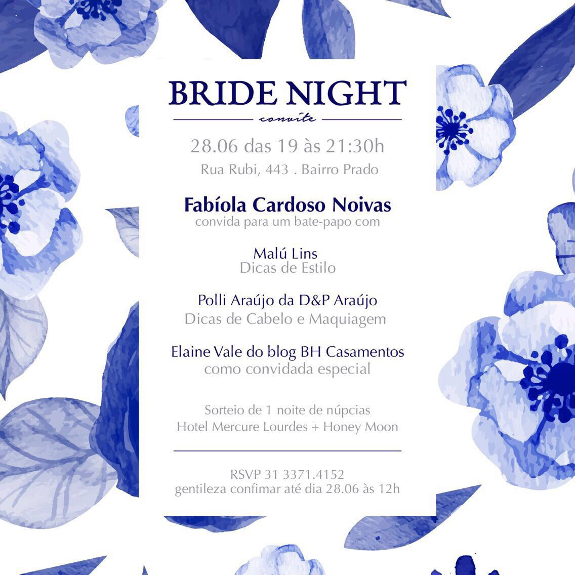 bride night