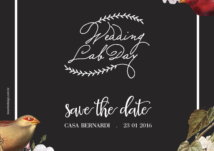 Evento :: Wedding Lab Day
