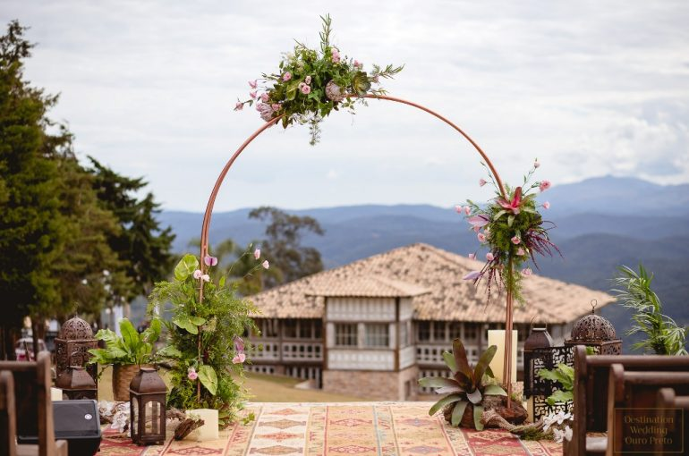 Destination Wedding Ouro Preto